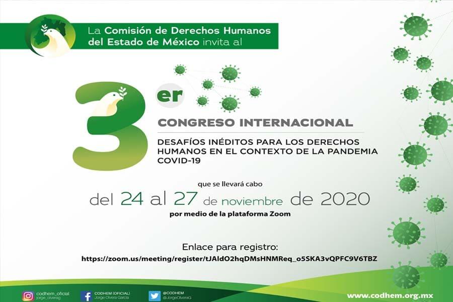 CONGRESO INTERNACIONAL Desafìos inéditos para los derechos humanos en el contexto de la pandemia covid-19-studiogfferrari