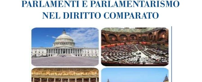 PARLAMENTI E PARLAMENTARISMO NEL DIRITTO COMPARATO-studiogfferrari