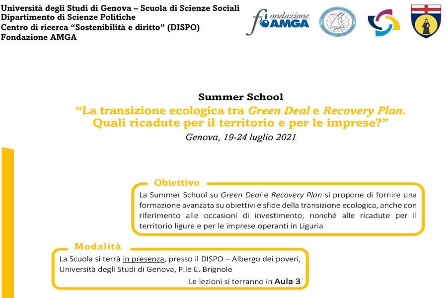 BANNER - Programma 22 luglio 2021